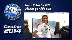 Miss Auto Zürich 2014 - 08 Angelina - Die Kandidatinnen nach dem Casting im Interview! Misswahl auf der Auto Zürich Car Show.  Mehr Infos: http://motorsandgirls.com/2014/10/13/miss-auto-zurich-2014-alle-girls-im-interview/