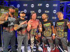 Bullet Club Members, Bad Luck Fale, Kota Ibushi, Jackson, Eddie Guerrero, Adam Cole, Kenny Omega, Kevin Owens, Wrestling Wwe