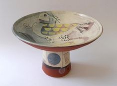 Karen McPhail - Raised Pigeon Bowl (6) 13. 2013