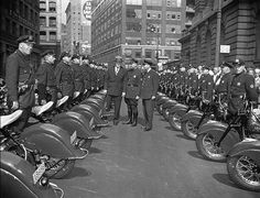 VINTAGE NEW YORK CITY POLICE PATROL http://www.pinterest.com/spectrumdaze/crime-enforcement/