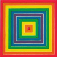 Concentric Square by FrankStella is available at Contemporary Art Evening Sale - artnet