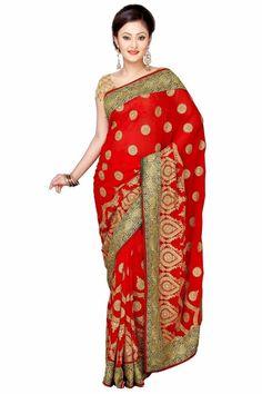 Latest Designer Indian Wedding Sarees Collection for the Modern Brides | Inder chauhan | LinkedIn