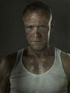 The Walking Dead Season 3 Character Portrait - Merle