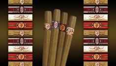 Custom Branded Promotional Swag – Custom designed cigar labels include company logo and website URL. Marketing Professional, Cigar, Creative Design, Custom Design, Swag, Company Logo, Website, Home Decor, Style