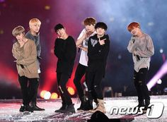 [161001] BTS @ 2016 Busan One Asia Festival