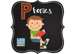 P is for Phonics (ABCs of 2nd grade)