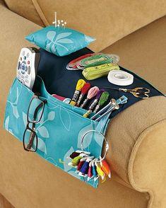 New Sewing Accessories Organizer Pin Cushions 69 Ideas Small Sewing Projects, Sewing Projects For Beginners, Sewing Hacks, Sewing Tutorials, Sewing Crafts, Sewing Patterns, Sewing Ideas, Sewing Caddy, Sewing Box