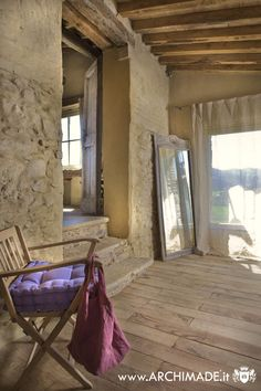 Tuscany interiors by ARCHIMADE.it