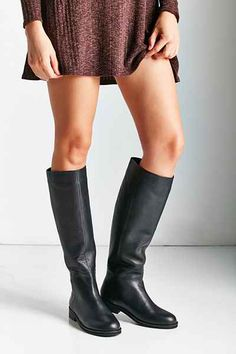 7 Super-Stylish Ways to Wear Your Knee-High Boots for Work and Weekend: Glamour.com