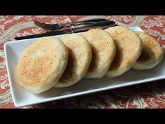Easy English Muffins - How to Make English Muffins - Recipe Here >>> http://foodwishes.blogspot.com/2015/10/easy-english-muffins-model-of-buttery.htmlYouTube
