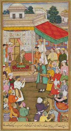 Ambassadors from Badakhshan come bearing gifts