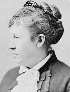 Julia Boggs Dent Grant (January 26, 1826 – December 14, 1902), was the wife of the 18th President of the United States, Ulysses S. Grant, and was First Lady of the United States from 1869 to 1877.