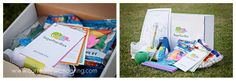 Together Balloon Box Review ~Currently Wandering   Would make a great gift!