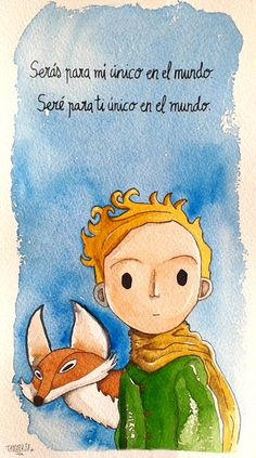 Ell Principito y el Zorro Little Prince Quotes, The Little Prince, The Petit Prince, More Than Words, Decir No, My Books, Literature, Illustration Art, Sketches