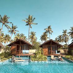 Gili Air Lagoon Resort, Lombok, Indonesia