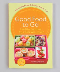 Take a look at this Good Food to Go Paperback by Random House on #zulily today!