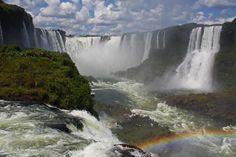 Iguazu waterfalls, Brasil