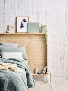 73 Simple and cool minimal interior design to bring freshness to your home - Bedroom Ideas 2019 Home Bedroom, Bedroom Decor, Bedroom Ideas, Design Bedroom, Girls Bedroom, Scandi Bedroom, Bedroom Inspiration, Modern Bedroom, Diy Bett