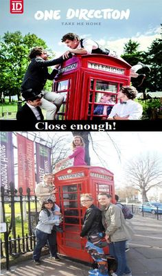 CLOSE ENOUGH? me and my friends doing a close enough of one direction in London. Hope you like it! XoXo