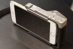 Hands-on with Pictar which adds buttons and wheels to your iPhone camera #Startups #Tech