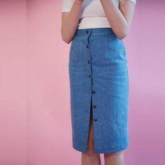 Robe Moana de Papercut Patterns - Marie Claire Idées