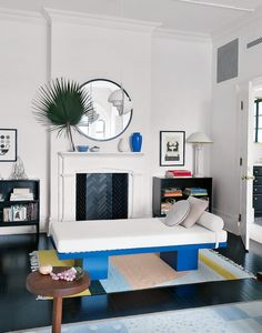 White living room ideas: 25 schemes and ideas for a chic white living room | Livingetc Simple Living Room, Elegant Living Room, Living Room White, Living Room Art, Living Room Modern, Living Room Furniture, Salon Furniture, Deco Furniture, Fine Furniture