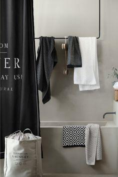 Tvättsäck - Ljusgrå - | H&M SE 1