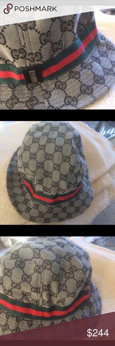 Gucci Guccissima Bucket Hat 026845f706dc