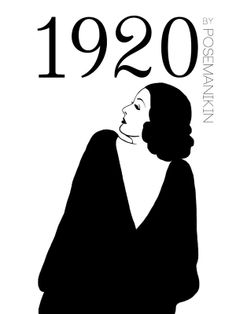 the 65 best gatsby images on pinterest 1920s art deco fashion and 1920s Flappers 1920s vogue illustrations posemanikin
