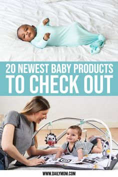 The Newest Baby Products for Your Baby Shower Registry 1 Daily Mom Parents Portal New Parents, New Moms, Baby Bottle Holders, Hatch Baby, Baby Shower Registry, Shower Tips, Every Mom Needs, Baby Gates, Baby Monitor