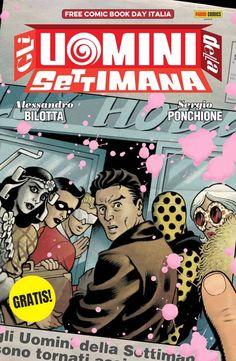 Il nuovo fumetto di Bilotta: sarà un flop come Mercurio Loi? Comic Books, Comics, Cover, Mercury, Love, Cartoons, Cartoons, Comic, Comic Book