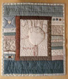 PatchworkPottery: день отца одеяло