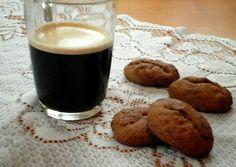 Biscotti al caffè, senza uova né latticini