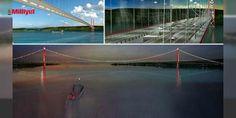 1915 Çanakkale Köprüsü'nün görselleri ilk kez yayınlandı: 1915 Çanakkale Köprüsü'nün görselleri ilk kez TRT Haber'de yayınlandı. Ulaştırma, Denizcilik ve Haberleşme Bakanı Ahmet Arslan, TRT Haber ve Spor Dairesi Başkanı Yaşar Taşkın Koç'un konuğu oldu. Bakan Arslan, dünyanın en büyük köprüsü olacak 1915 Çanakkale Köprüsü'nün temelinin 18 Mart Deniz Za...