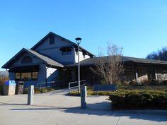 Smoky Mountain Host's Smoky Mountain Visitor Center, Franklin, NC.