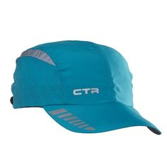 Ultralight run cap FREERIDE & wicking fabric Moisture wicking sweatband Perforated side panels Anti glare, perforated brim 360 reflectivity Non stick hook & loop Rubber pull tab polyester Made in China Cap, Running, Fabric, Products, Baseball Hat, Tejido, Keep Running, Why I Run, Jogging