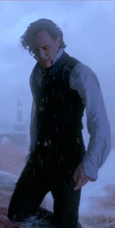 Tom Hiddleston in Crimson Peak