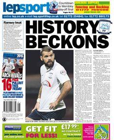 History beckons - 20/05/15