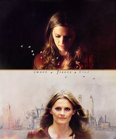 She's the kind of character that, whether it's for the Attorney General's office or for the New York Police Department or for the Fire Department or for Interpol, she will always be a shining element for those organizations. It doesn't necessarily matter what framework she's working in, just so long as she's protecting people and bringing bad people to justice. - Stana Katic