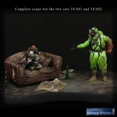 """No fear!""- part two - Kellerkind Miniaturen, 21,95 EUR"