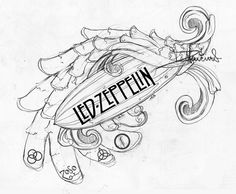 led zeppelin tattoo - Hledat Googlem