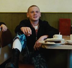 this is england tv series - Yahoo Image Search results Skinhead Fashion, Skinhead Style, Shane Meadows, Dr Martens Style, Some People Say, Reggae Music, Movies And Tv Shows, Image Search, Tv Series