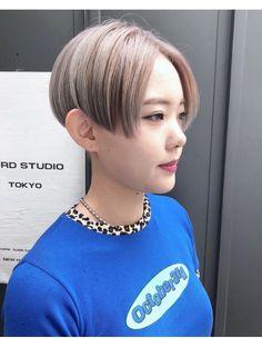 Long Pixie Hairstyles, Really Short Hair, Short Hair With Layers, Short Pixie, Sexy Shorts, Green Hair, Hair Designs, Hair Inspo, Bangs