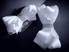 set for the first communion First Communion, Headdress, Napkin Rings, First Holy Communion, Fascinators, Headpiece, Napkin Holders, Cowls