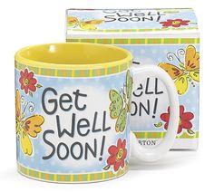 MUG - Get Well Soon Coffee Mug