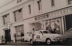 Simca Garages, Vehicles, Car, Automobile, Garage, Autos, Car Garage, Cars, Vehicle