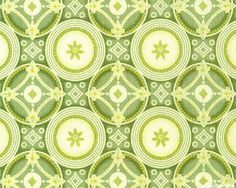 Grandeur 2 - Architectural Garden - Celery. By Robert Kaufman Fabrics on eQuilter.com