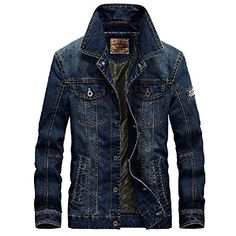 JYG Men's Slim Fit Denim Jacket JYG https://www.amazon.com/dp/B06W2JMKG2/ref=cm_sw_r_pi_dp_x_BGkTybTR0VX0Z