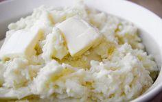 Feta Cheese MashedPotatoes