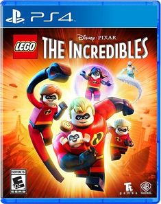 Lego The Incredibles (Xbox One) - Switch Nintendo - Switch Nintendo for sales - - Warner Bros. Lego The Incredibles (Xbox One) Lego Disney, Disney Pixar, Film Disney, Games For Playstation 4, Xbox One Games, Xbox 360, Ps4 Games For Kids, Xbox Xbox, Lego Humor